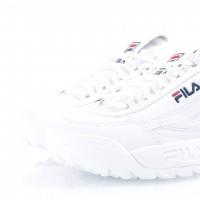 Afbeelding van Fila Ladies 1010302-1FG Sneakers Disruptor low White