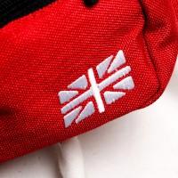Afbeelding van Go-Britain Compartment Gbb01 Fanny Pack (Heuptas) Red