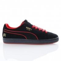Afbeelding van Puma X Fubu 366320-02 Sneakers Suede classic Zwart