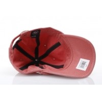 Afbeelding van 47 Brand BL-GW00GWSNL-IR Dad cap Classic clean up Rood