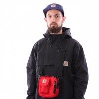 Carhartt WIP Essentials Bag, Small I006285 Schoudertas Cardinal