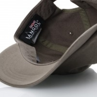 Afbeelding van Kangol K5165HT Strapback cap Washed baseball Smog