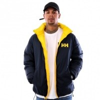 Afbeelding van Helly Hansen HH URBAN REVERSIBLE JACKET 29656 Jas YOUNG YELLOW