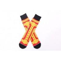 Afbeelding van Stance M545C17LIN Socks Linx Rood