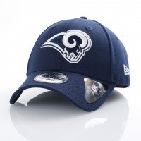 Afbeelding van New Era 11344501 Dad cap NFL the league LA Rams Official team colors