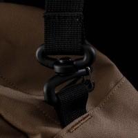 Afbeelding van Carhartt WIP Payton Shoulder Bag I025414 Schoudertas Brass / Black