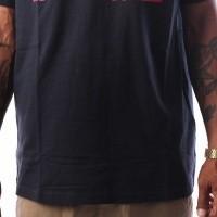 Afbeelding van DC GRADUATE IN 94 M TEES BYJ0 EDYZT03762 t-shirt Dark indigo