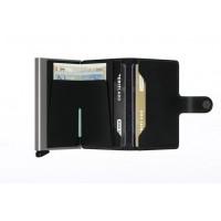 Afbeelding van Secrid M-BLACK Wallet Miniwallet Original Black