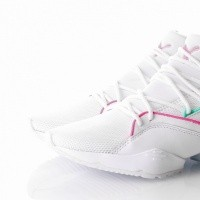 Afbeelding van Puma Muse Maia Chase Wn's 367355 Sneakers puma white-knockout pink-biscay green