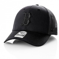 Afbeelding van 47 Brand B-BRANS02CTP-BK BLACK MLB Boston Red Sox