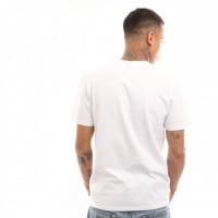 Afbeelding van Napapijri Sele N0YIEI002 T shirt Bright White