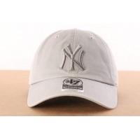 Afbeelding van 47 Brand B-RGW17GWSNL-GYC Dad cap Clean up NY Yankees Grijs