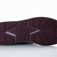 Afbeelding van Arkk Raven Mesh S-E15 Titanium Dark Bordeaux-M EL1414-2478-M Sneakers Titanium