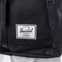 Afbeelding van Herschel Supply Retreat 10066-00535-OS Rugzak Black/Black