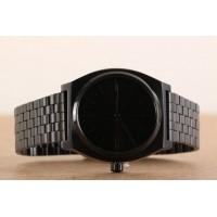 Afbeelding van Nixon A045-001-00 Watch Time teller Zwart