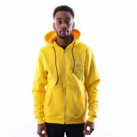 In Gold We Trust IGWT Zipper Hoodie FAH-056 Hooded zip Yellow