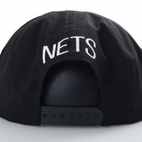 Afbeelding van New Era 80536507 Snapback cap NBA cycling Brooklyn Nets Official team colors