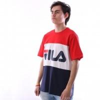 Afbeelding van Fila 681244-J35 T-shirt Day Blauw