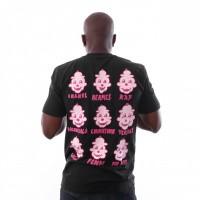 Afbeelding van Chinatown Market Liver Ideas Tee CTMF18-LITS T shirt Black