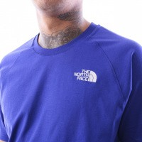 Afbeelding van The North Face M S/S Rag Si Do Tee T93BQQ40S T shirt Lapis Blue