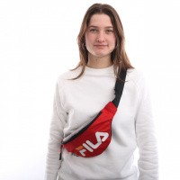 Fila Waist Bag Slim 685003 Heuptas Col Block Fiery Red