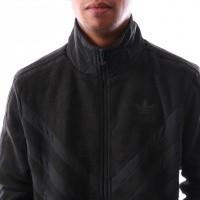 Afbeelding van Adidas PFLEECE TRKTOP EC3675 tracktop black