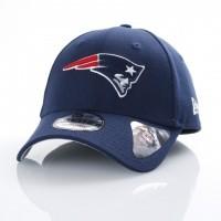 Afbeelding van New Era 10517877 Dad cap NFL the league New England Patriots Official team colors