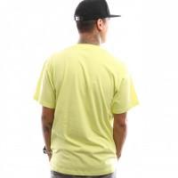 Afbeelding van Vans Vans Classic VN000GGGTJZ T shirt Sunny Lime-White