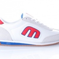 Etnies LO-CUT II LS 4101000365 Sneakers WHITE/BLUE/RED
