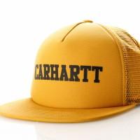 Carhartt WIP College Trucker Cap I025652 Trucker Cap Colza / Black