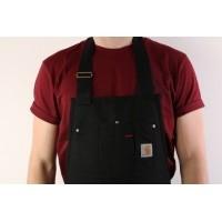 Afbeelding van Carhartt WIP I021119-8901 Schort Canvas apron Zwart