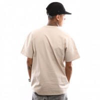 Afbeelding van Carhartt Wip S/S Chase T-Shirt I026391 T Shirt Boulder / Gold