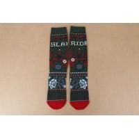 Afbeelding van Stance M545D16SLA-GRN Socks Slay ride Groen