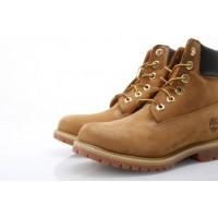 Afbeelding van Timberland Ladies C10361 Boots 6in premium Bruin