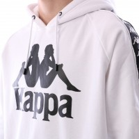 Afbeelding van Kappa 303WH20-903 Hooded Authentic hurtado Wit