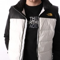 Afbeelding van The North Face T0AUFG-LA9 Bodywarmer Nuptse 2 Wit