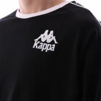 Afbeelding van Kappa 303WHA0-005 Longsleeve Authentic dixon Zwart