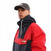 Afbeelding van Napapijri Skidoo S Tribe Cb Multicolour N0Yie8M22 Jacket Blue Red