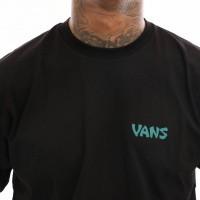 Afbeelding van Vans Two Can Ss Vn0A3W1Vblk T Shirt Black
