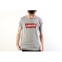 Levi's 17783-01380 T-shirt Graphic set-in neck hm Grijs