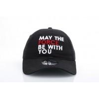 Afbeelding van New Era 70421178 Dad cap Star Wars May the force be with you Zwart