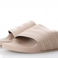 Afbeelding van Adidas Originals CQ2235 Slide sandal Adilette pearl/ash pearl/ash pearl