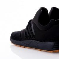 Afbeelding van Arkk Raven Nubuck S-E15 Vibram® Black Gum-M ML1420-0099-M Sneakers Black