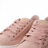 Afbeelding van Puma Ladies 365830-05 Sneakers Platform trace Roze