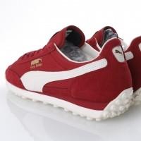 Afbeelding van Puma 365579-02 Sneakers Easy rider classic Rood