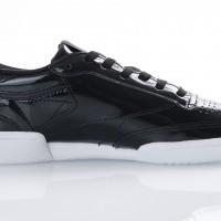 Afbeelding van Reebok Ladies BS9777 Sneakers Club c85 patent Zwart