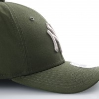 Afbeelding van New Era Kids 80536633 Dad cap Kids league essential 940 NY Yankees Groen