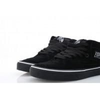 Afbeelding van Vans Classics VA348E-LFE Sneakers Half cab Zwart