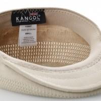 Afbeelding van Kangol K3208HT Flat cap Tropic 507 ventair Bruin