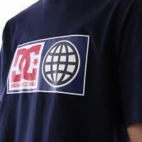 Afbeelding van DC EDYZT03758-BYJ0 T-shirt Global salute Blauw
